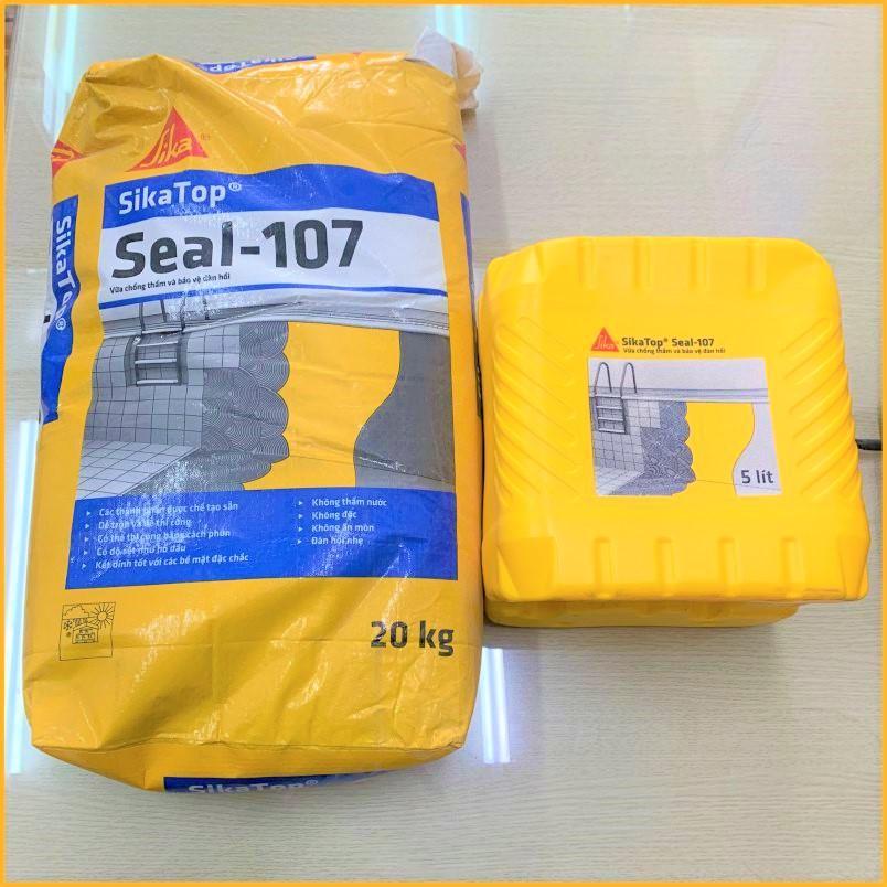 Sikatop seal 107 Chống thấm gốc ximăng polyme cải tiến